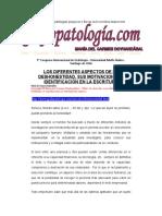 Detección de Patologías Psíquicas y Físicas en La Escritura Manuscrita