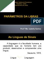 Aula 04 -Parâmetros Da Libras