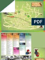 Bandung Tourism Map