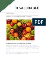 Guia de Alimentacion Salud Saludable