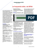 frekvencmetar Dfd4