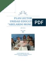 Plan Lector Unidad Educativa Abelardo Moncayo 2016