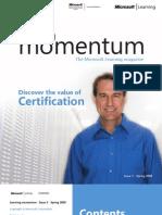 Learning Momentum Edition 02