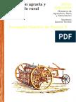 Extension Agraria y Desarrollo Rural