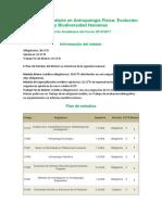 Oferta Academica Antropologia-fisica 2016-2017