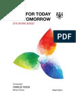 Ontario Budget 2016