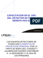 Uso Equipo Sensit Hxg-2d
