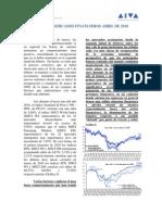 AIVA Informe Financiero Abril 2010