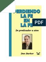 Barker Dan - Perder La Fe En La Fe.doc