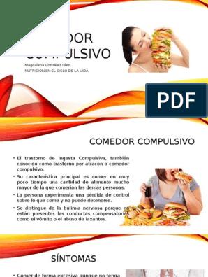 Comedor Compulsivo | Obesidad | Psiquiatría