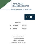 Jurnal,Buku Harian Dan Siklus Akuntansi
