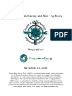 Anchor and Mooring Study Final Mod