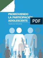 Participacion Adolescente Analisis