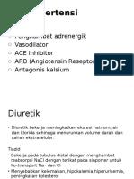 Anti Hipertensi Dan Angina