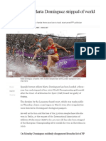 Doping in Spanish Sport_ Spanish Athlete Marta Domínguez Stripped of World Gold for Doping _ in English _ EL PAÍS