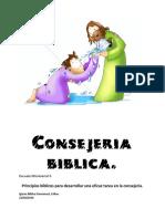 Consejeria Pastoral Curso Escuela Ministerial II Alumno