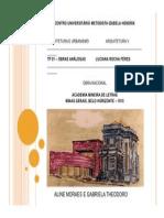 Obra análoga Nacional - Academia Mineira de Letras