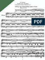Marchesi - 24 Vocalizzi Per Soprano o MezzoSoprano Op2