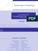 Ifr Phraseology French