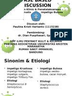 Perbedaan Impetigo Krustosa dan Impetigo Bulosa