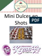 1 Mini Dulces en Shots-1