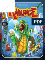 Rampage Boardgame Rules