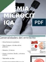 Anemia MicroCitiCA