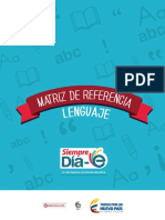 Matriz de Referencia Lenguaje (1)