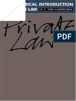 Van Caenegem_An Historical Introduction to Private Law.pdf