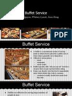 service styles -buffet