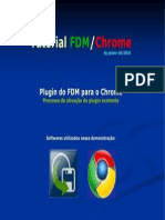 Plugin do FDM para o Chrome