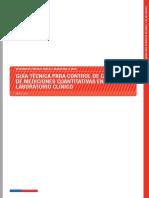 Guia Tecnica Control Calidad Mediciones Cuantitativas