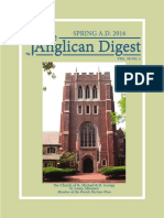The Anglican Digest - Spring 2016