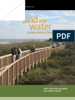 2009 National Park Service Land and Water Conservation Grant Annual Report