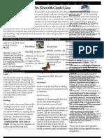 Room Newsletter 3