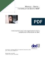 fr DED MGF Module Santé