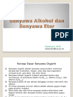 4a Senyawa Alkohol Eter