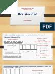 Resistividad