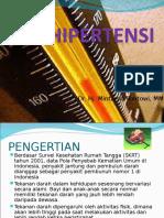 3. HIPERTENSI Presentasi