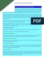 Ranah Kognitif, Afektif dan Psikomotorik dalam Pendidikan.pdf