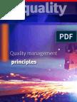 Iso 9001 Qc Management Principle