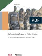 fr Droits GTZ Protocole de Maputo
