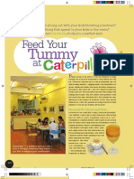 Feed Your Tummy at Caterpillar