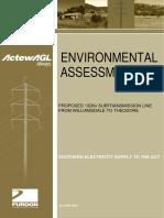 Act Ewa Gl Route Env Report