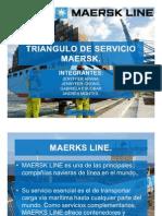 Triangulo de Servicio Maerks Mse
