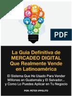 La Guia Definitiva de Mercadeo Digital