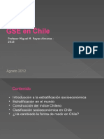 GSE Chile 2002 - 2012