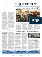 The Daily Tar Heel for Feb. 26, 2016