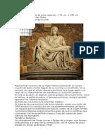 Analisis de Obras - Renacimiento