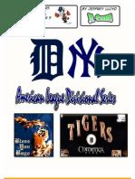 2006 Detroit Tigers Vol. 1, Num. 3 - Tigers Vs. Yankees
